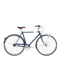 Creme Cycles Caferacer Men Solo 7-Speed deep blue