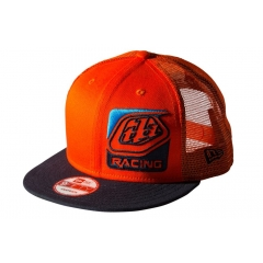 Troy Lee Designs Perfection 2.0 Hat orange navy