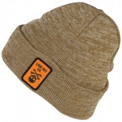 Line Workin Beanie marbled wool