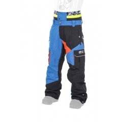 Picture Styler Pant picture blue/black/orange