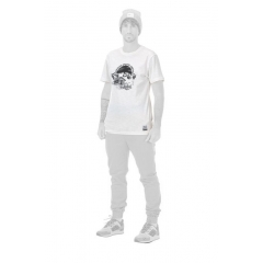Picture Cabin T-Shirt white