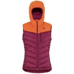 Scott Insuloft Explorair Featherless Womens Vest orange...