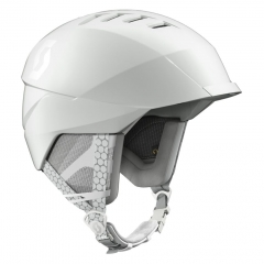 Scott Coulter Helmet white matt