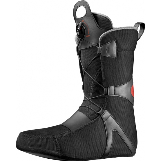 Salomon Launch Boa SJ Snowboardboot black