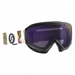 Scott Lura Black Berry Pink Goggle amplifier purple chr....