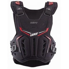 Leatt Chest Protector 3DF Airfit black red