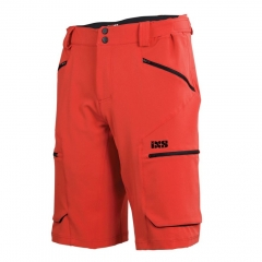 IXS Tema 6.1 Trail Shorts fluor red