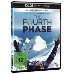 Red Bull Media The Fourth Phase 4K Ultra HD Blu-ray