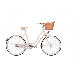Creme Cycles Molly Lady 3-speed Pale Peach