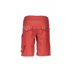 Maloja BodenM. Multisport Shorts vintage red