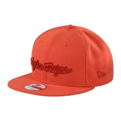 Troy Lee Designs Classic Signature Hat burnt orange osfa