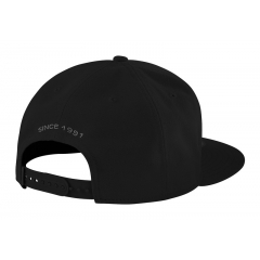 Troy Lee Designs Classic Signature Hat black gray osfa