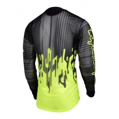Troy Lee Designs Youth Sprint Jersey starbust flo yellow