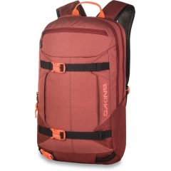 Dakine Womens Mission Pro Pack 18l Burnt Rose