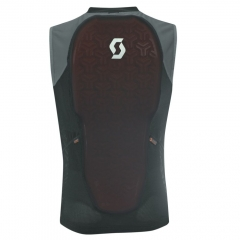 Scott Actifit Plus Light Vest Protector black/iron grey