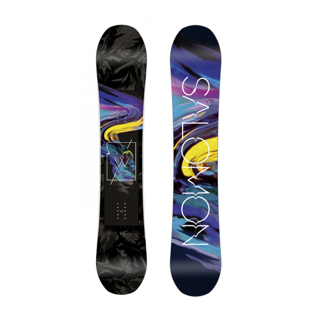 Salomon Wonder Snowboard Freeride Mountain Shop Fahrrad KfyAj