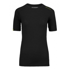Ortovox 105 Ultra Short Sleeve W black raven