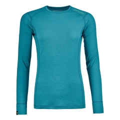 Ortovox 145 Ultra Long Sleeve W aqua