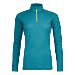 Ortovox 145 Ultra Zip Neck W aqua