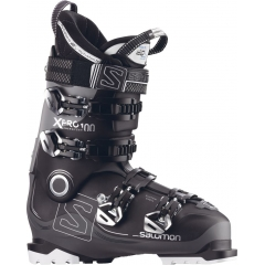 Salomon X Pro 100 Skiboot black anthracite light grey