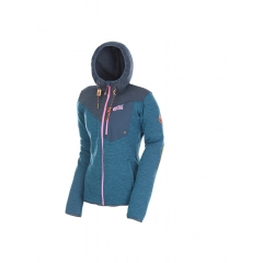 Picture Moder Layering Jacket petrol blue