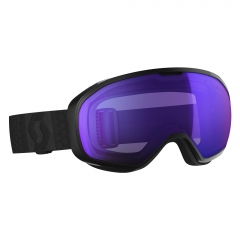 Scott Fix Goggle black/ light sensetive blue chrome