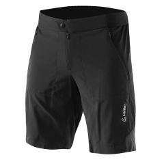 Löffler Hr. Bike Shorts Superlitano schwarz