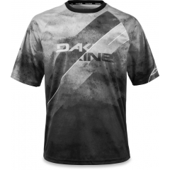 Dakine Thrillium Short Sleeve Jersey black/white