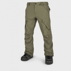 Volcom Articulated Pant grün military