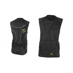 Leatt Back Protector 3DF AirFit WS Junior black