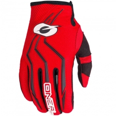 Oneal Element Youth Glove red