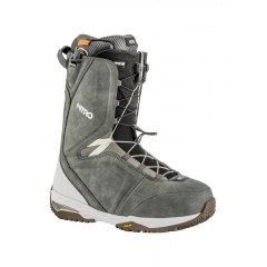 Nitro Team TLS Snowboardboot charcoal-white