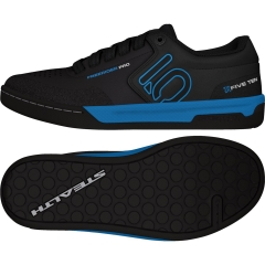 Fiveten Freerider Pro Women Carbon Shock Cyan Core Black