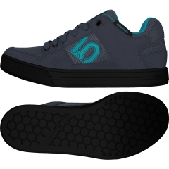 Fiveten Freerider Women Onix Shock Green Core Black