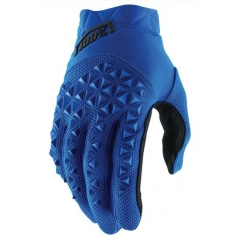 100% Airmatic Glove blue/black