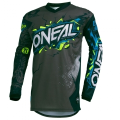 Oneal Element Youth Jersey Villain gray