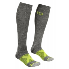 Ortovox Tour Compression Socks M grey blend