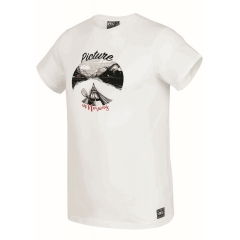 Picture Discover T Shirt white