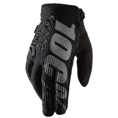 100% Brisker Cold Weather Youth Glove black
