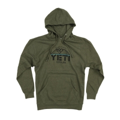 Yeti Overlook Hoodie Pullover army heather