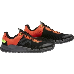 Fiveten Trailcross SL core black grey three F17 solar red