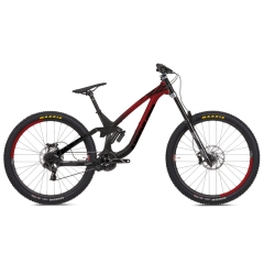 NS Bikes Fuzz 29 1 DH black red