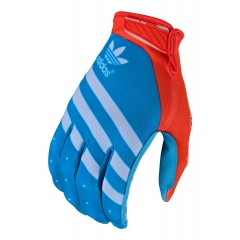 Troy Lee Designs Air Glove Adidas Team ocean/flo orange