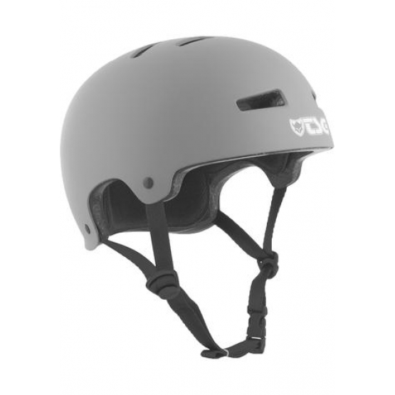 TSG Evolution Solid Colors Helmet satin-coal L/XL