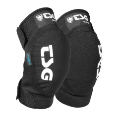 TSG Youth Kneeguard Escape A black