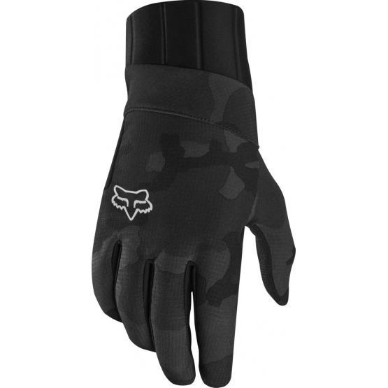 Fox Defend Pro Fire Glove black camo M