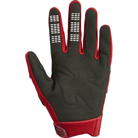 Fox Youth Dirtpaw Glove flm red