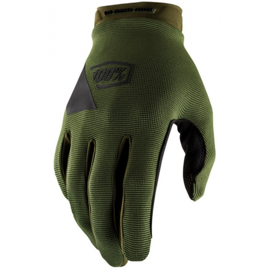100% Ridecamp Glove fatigue XL