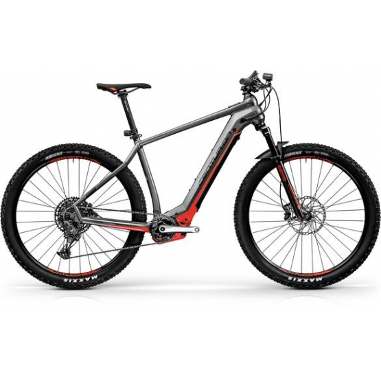Centurion Backfire E R860i EP2 anthrazit XL 55 cm