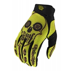 Troy Lee Designs Air Glove Gear Head yellow